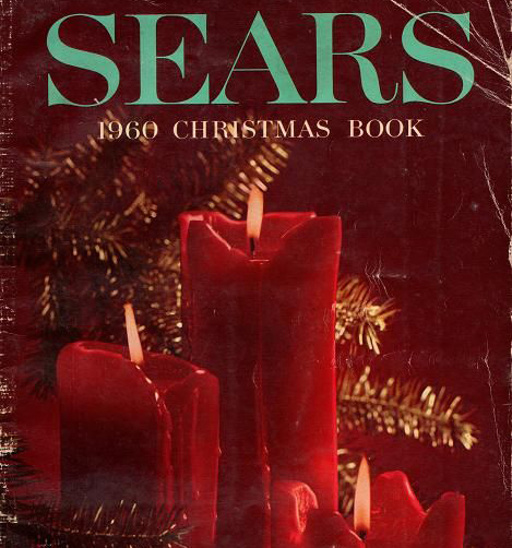 Sears Christmas Wish Book 1960
